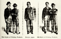 The Pickpocket And Me