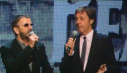 Paul and Ringo At The Grammys