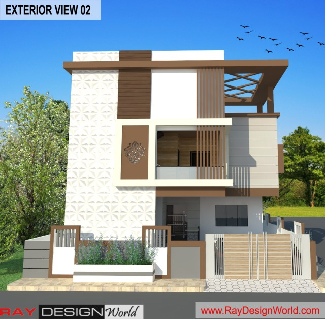 Bungalow Design at  Medavakkam Chennai Tamilnadu for Client Capten Arul