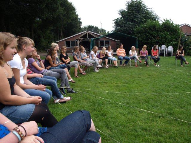 Populair Kennismakingsspelletjes | Recreatiewerk In Uitvoering MO07