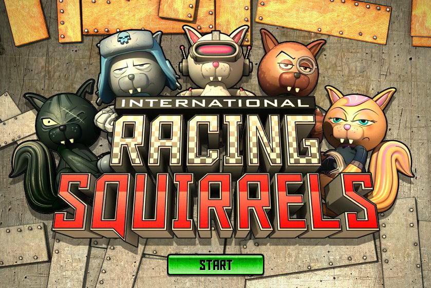 International Racing Squirrels