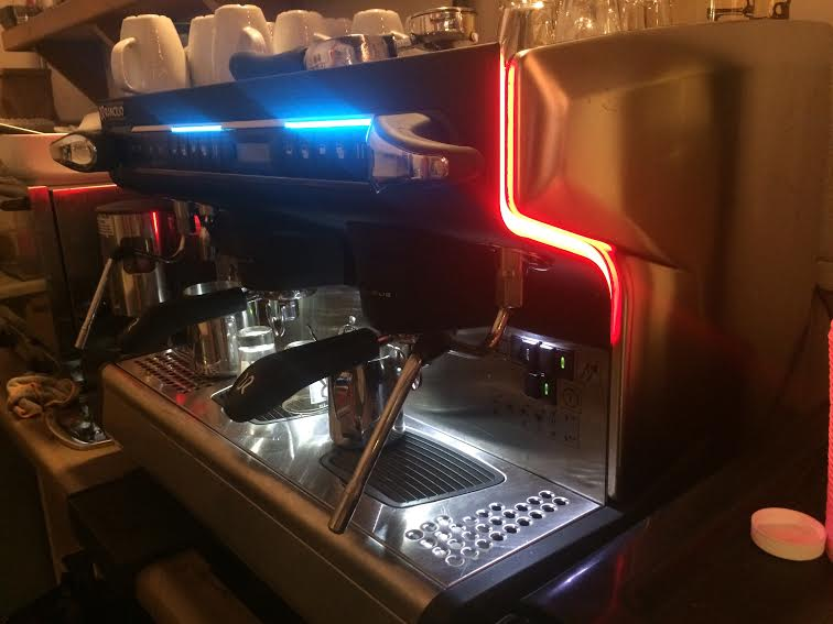 Now Open for Morning Espresso!