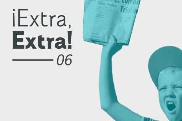 Extra Extra 06 Rayitas Azules