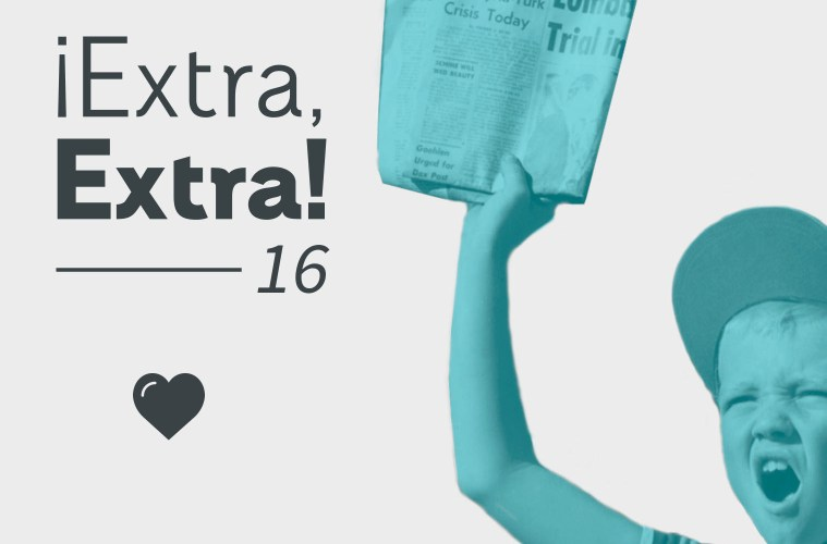 Extra Extra 16