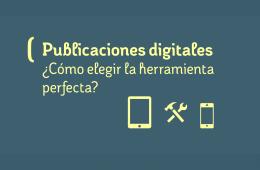 Publicaciones digitales herramientas