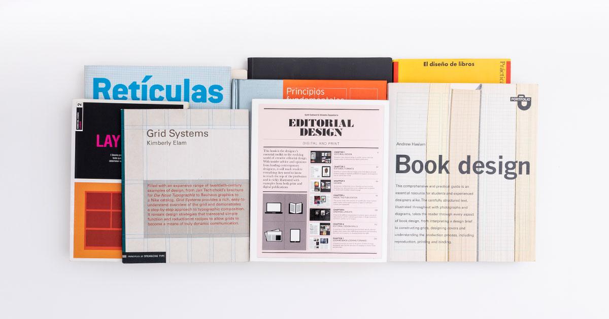 Los mejores libros sobre diseño editorial y retículas   Rayitas ...