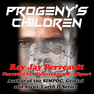 Progeny's Children Audible Cover