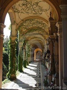 Zagreb Arcades, Mirogoj, Cementary