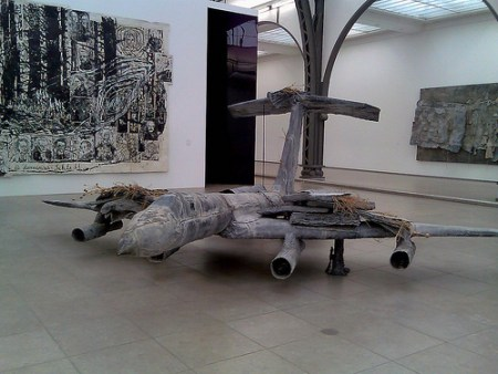 """The Angel of History: Poppy and Memory"": Anselm Kiefer"
