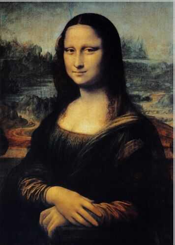 Mona Lisa da-vinci-leonardo-mona-lisa