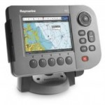 Raymarine a50 kaartplotter en fishfinder E62184