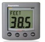 Raymarine ST60+ Diepte instrument bestelnummer A22002-P