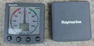 raymarine st60plus wind instrument a22005p a22005-p