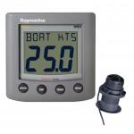 Raymarine ST60 Plus Diepte instrument met gever compleet systeem A22010P