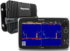 CP470 fishfinder professioneel Raymarine