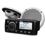 Fusion marine audio aansluitem op C80 kaartplotter