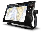 Quantom CHIRP radarantenne op Raymarine eS-display