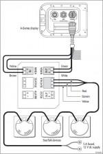 Raymarine 57D kaartplotter E62188 Stuurautomaat NMEA aansluiten op ST60+ instrumenten
