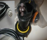 Raymarine DST800 DST CU TH smart triducer close A22111