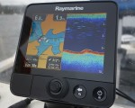 Raymarine Dragonfly fishfinder kaartplotter sonarbeeld E70085