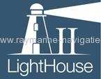 Raymarine LightHouseII navigatie kaarten