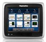Raymarine a65 kaartplotter fishfinder radar