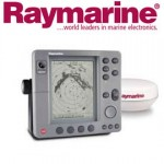 Raymarine SL72 Pathfinder radar radarkabel heavy duty
