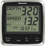 Raymarine i50 Tridata display instrument vervangen ST50