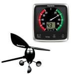 Raymarine i60 Wind pakket met standaard windvaan transducer E70150