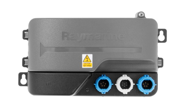 Raymarine iTc-5 instrument transducer converter E70010