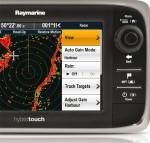 Raymarine e-serie en c-serie MFD
