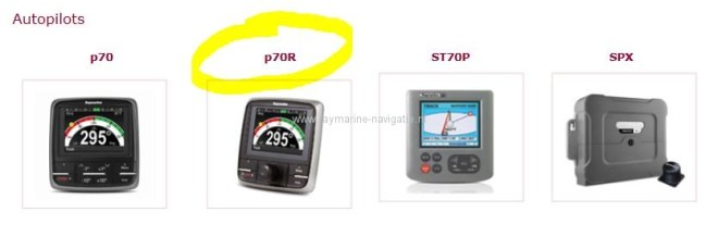 Raymarine upgrade software downloads p70R