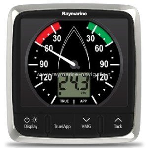 Raymarine ST60 windgever vervangen met een i60 windinstrument