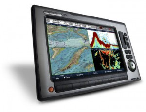 Raymarine E120W mutifunctioneel display wide Europa hybrid touch E62223-EU