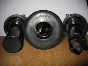 Raymarine ST60 Plus uitneembare diepte gever transducer met plug