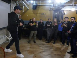 crypto currency founder at HackerNest in Toronto