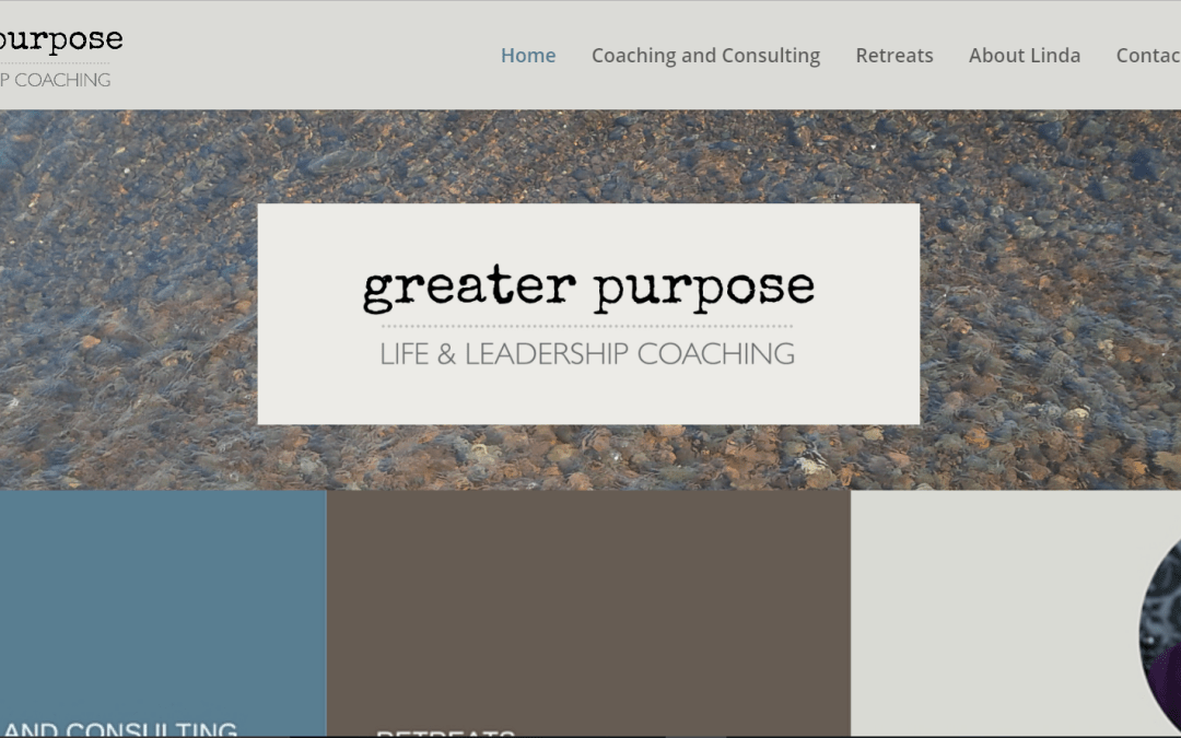 Greater Purpose Life and Leadership Coaching