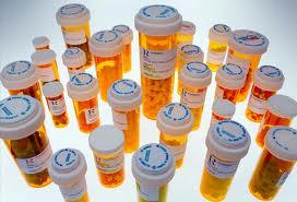 Drugs Bottles