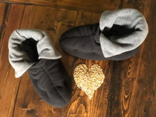CosySoles Microwave Heated Slippers