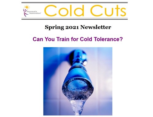 Cold Cuts Spring 2021 Newsletter – Just Published!