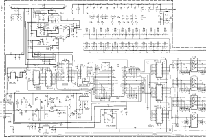 Schematic Diagram  SSB TKM 707  Ray Repair Services