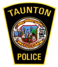 Taunton Police Patch