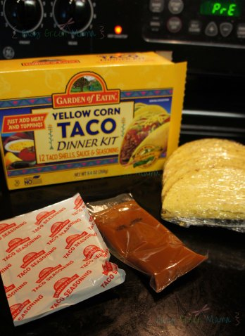 Garden of Eatin Taco Kit