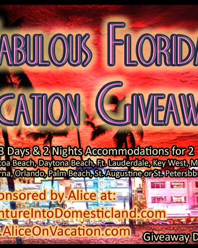 florida vacation giveaway