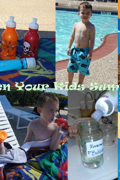 Green Kids Summer