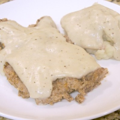 Gluten-Free Free Country Fried Steak