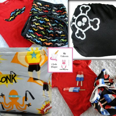 Wishlist Shopping-Cloth Diapers