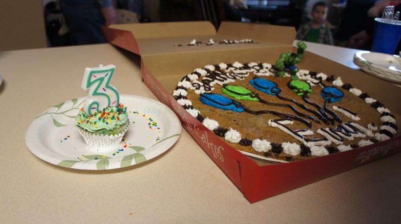 diy hulk superhero cake