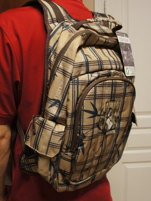 Spotlight Review: Instinctive Approaching Backpacks