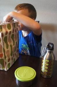 kid konverse lunch set